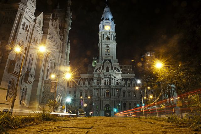 Philly City Hall and Streets CC bengrey
