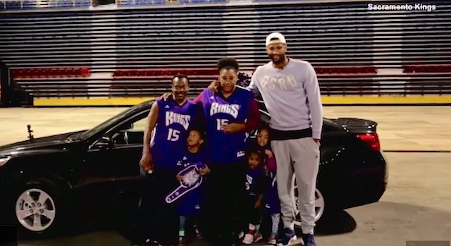 photo of DeMarcus Cousins Mercedes - car