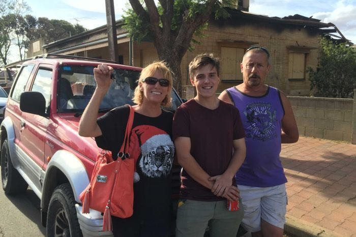 car donation-Australia-Mark Aldridge-released