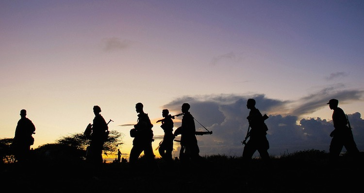 troops sillouetted africa patrol-UNPhoto-750px