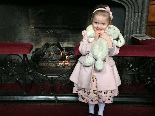 12 bunny FB Adare Manor Hotel
