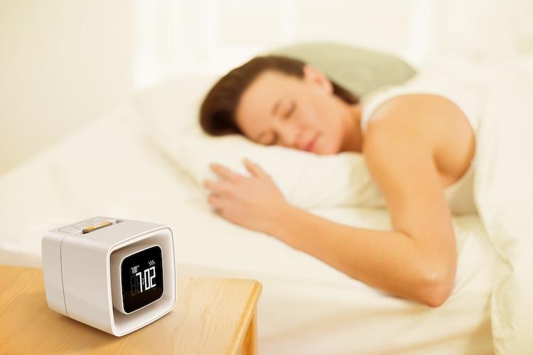 Aroma Alarm Clock released SensorWake