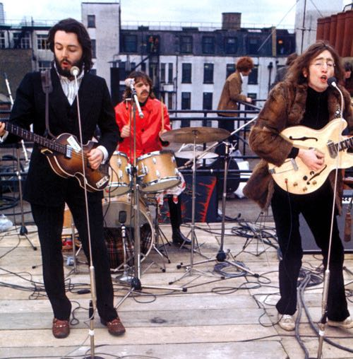 beatles rooftop concert full version 1969 ford