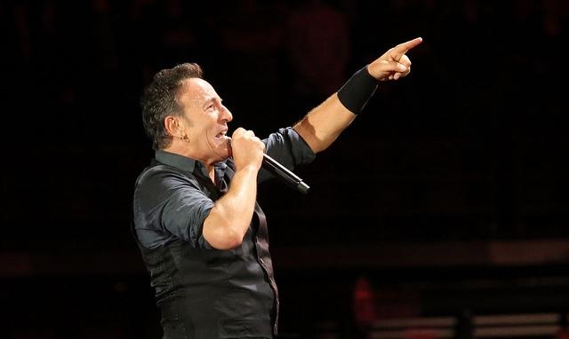 Bruce Springsteen CC Shayne Kaye