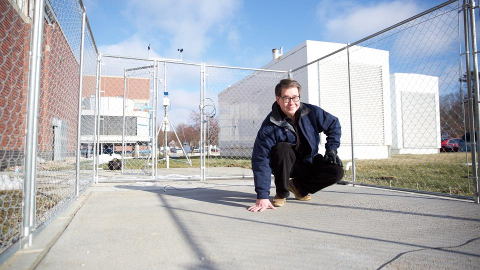 Chris Taun De-Icing Concrete released University of Nebraska-Lincoln