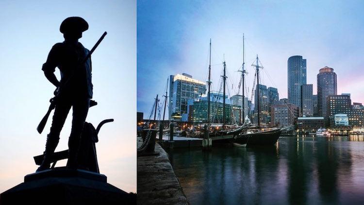 Minuteman and Boston Harbor CC Liz West CC Katie Haugland