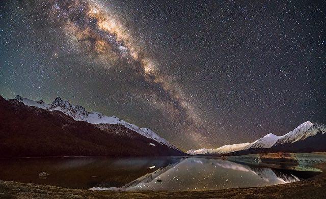Night Sky Space CC Tom Hall