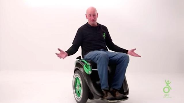 Ogo Wheelchair-Ogo Technology-video