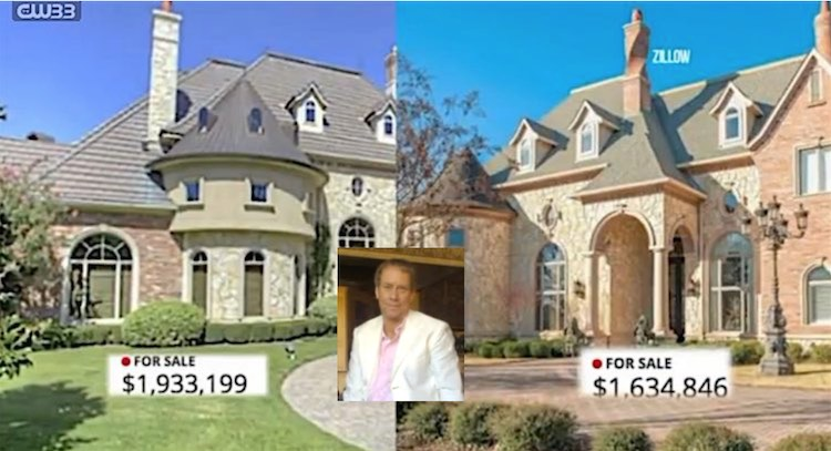 Ron Sturgeon Mansions for Tornado Survivors screenshots KDAF Zillow