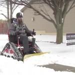Snow Plow Wheelchair screenshot WOWT