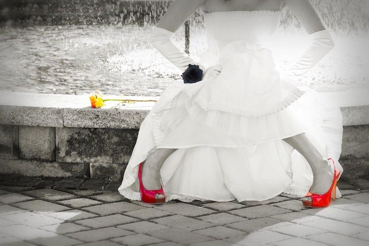bride alone CC thetruthpreneur