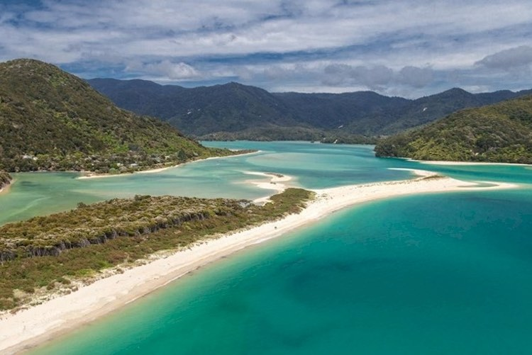Abel Tasman Beach givealittle