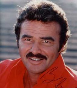 Burt Reynolds-publicity photo