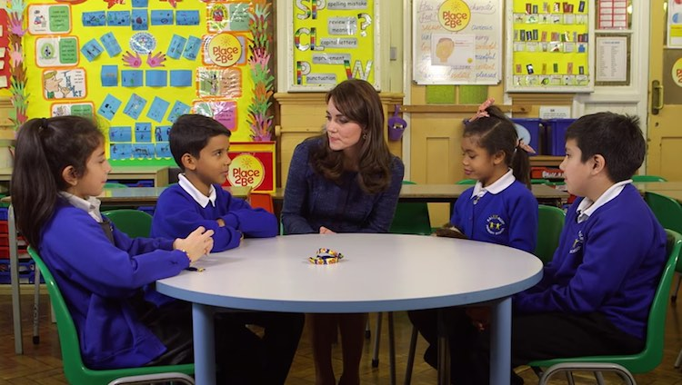 Duchess Kate with Kids - Youtube
