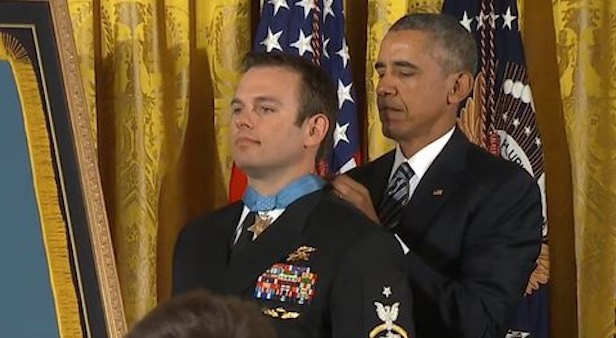 Edward Byers-Medal of Honor