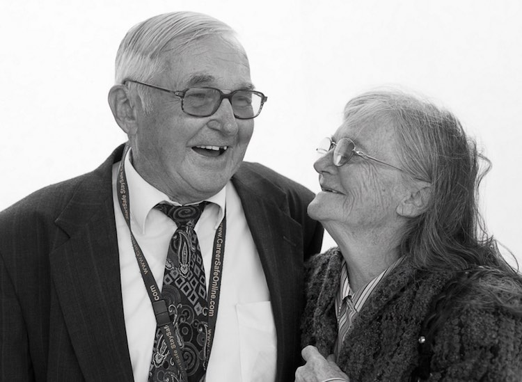 Elderly Lloyd and Fay - Released