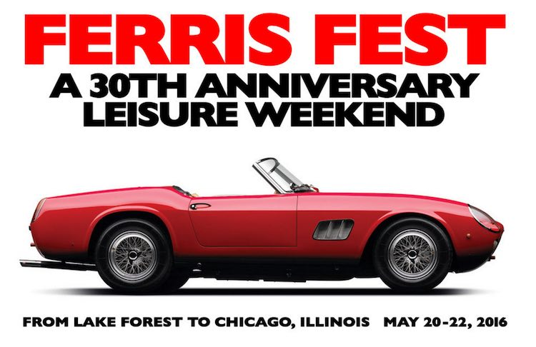 Ferris Bueller Weekend screenshot Ferris Fest