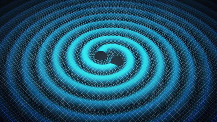 Gravitational Waves Youtube