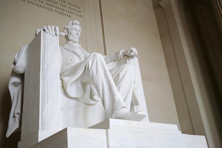 Lincoln Memorial cc Kārlis Dambrāns