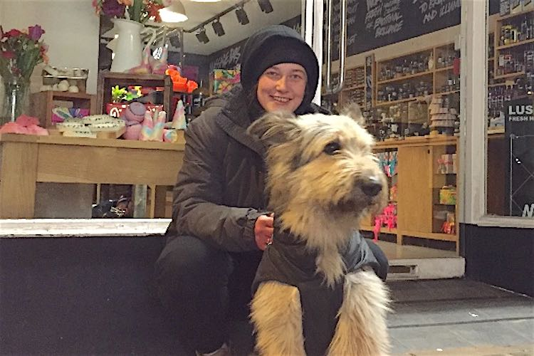 Lottie and Marley Homeless heros gofundme