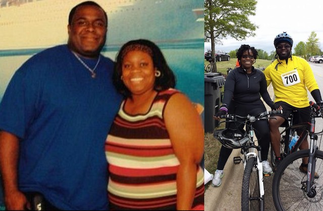 Man loses weight to be Kidney Donor FB PJ Spraggins