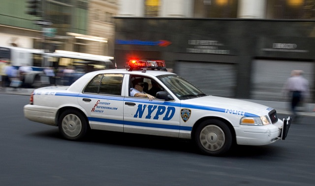 NYPD Car CC Peter