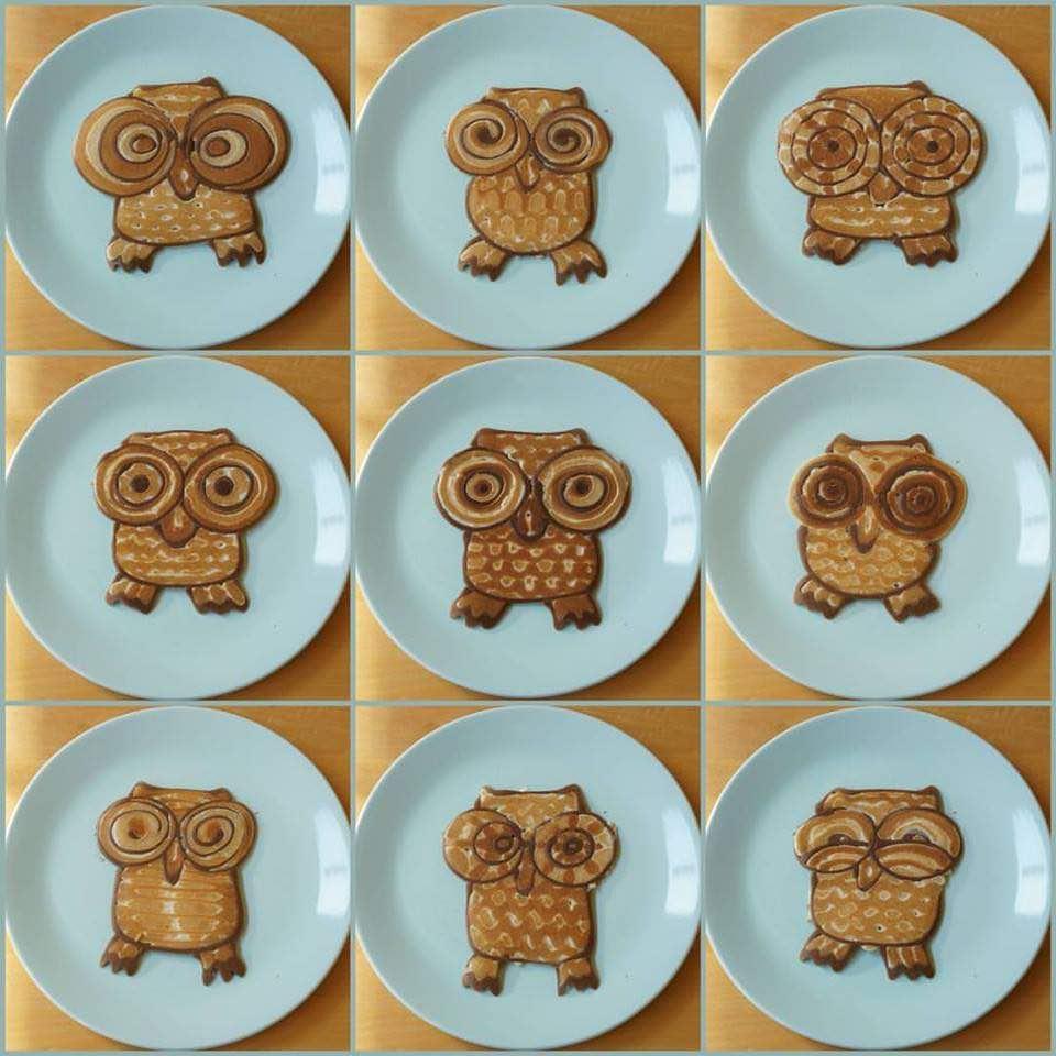 Owl Pancakes - Saipancakes Facebook