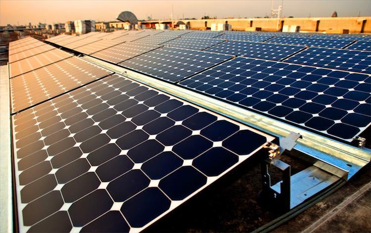 Solar Panels CC Intel Free Press