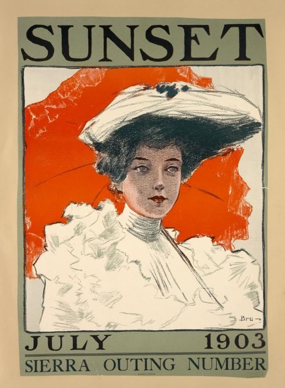 nypl.digitalcollections sunset magazine