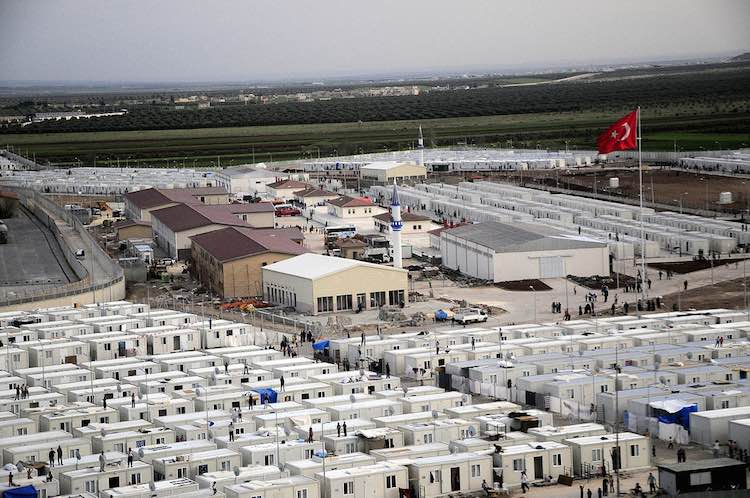 refugee camp-AFAD_Kilis_Turkey-cc-ANADOLU AJANSI-ADEM YILMAZ