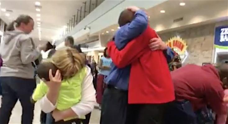 Adoption Meeting Airport FB Jennifer Murrow Grover