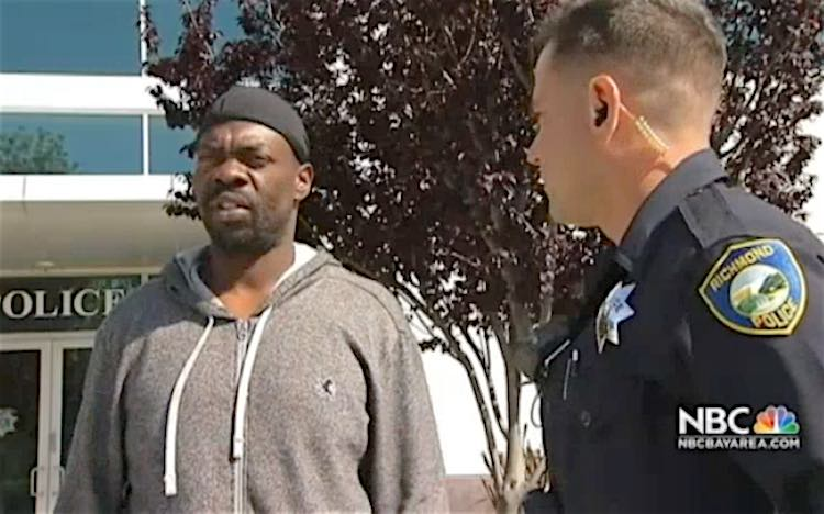 Cops Help Former Criminal screenshot KNTV