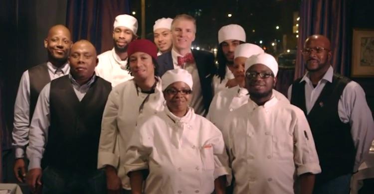 Edwins Restaurant Staff - CNN
