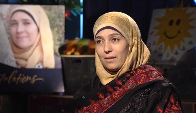 Hanan al-Hroub released Varkey Foundation
