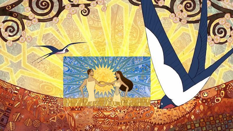 Kahlil Gibran The Prophet Film Trailer