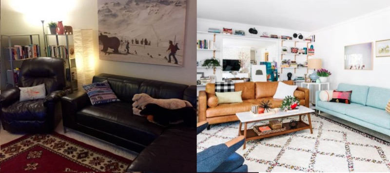 Living Room Makeover - Cup of Jo Blog