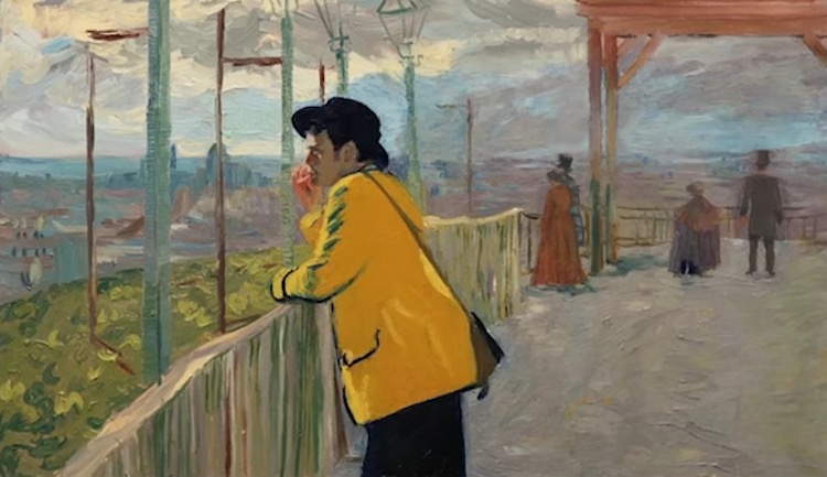 Loving Vincent - Youtube Screenshot