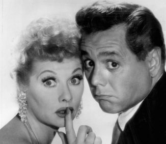 Lucy and Desi-1957
