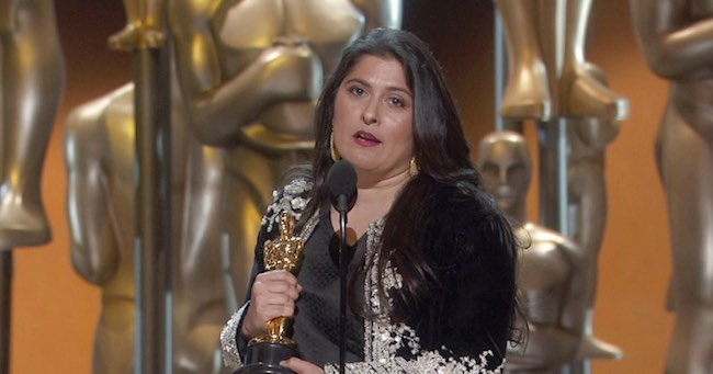 Sharmeen Obaid-Chinoy-oscar award win
