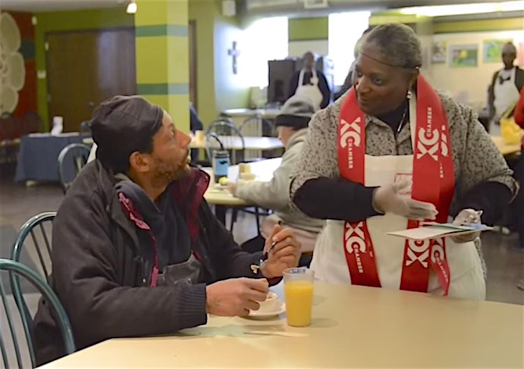 marvelous Kansas City Soup Kitchen Volunteer #4: Soup Kitchen Disguised as Cafe Offers Side of Dignity to Kansas City Poor