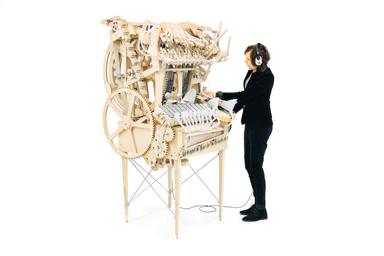 Wintergatan Marble Machine-Released Samuel Westergren
