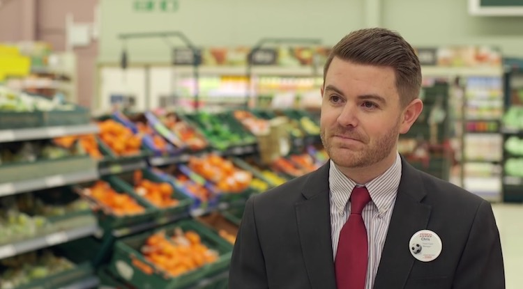 tesco grocery manager-youtube