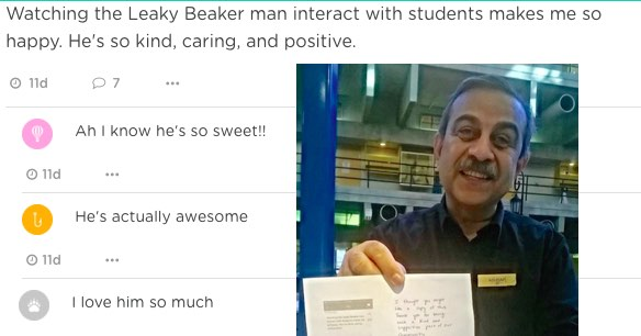 College Kids Give Sweet Online Surprise to Snack Stand
