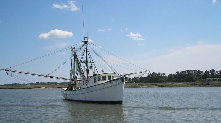 Fishing_Boat Tybee Georgia CC VladUK