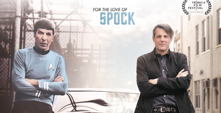 Love of Spock movie poster