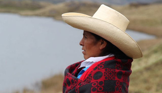 Maxima Acuna-winner-Goldman Environmental Prize