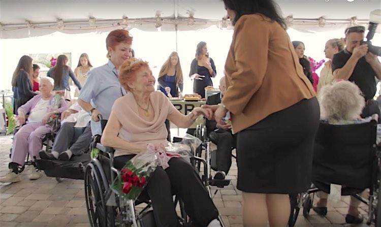 Nursing Home Prom screenshot TERRA TV