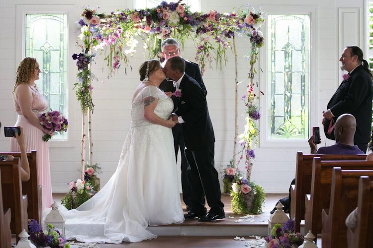 Rocky and Evelyn Wedding - Carrie Wildes Released