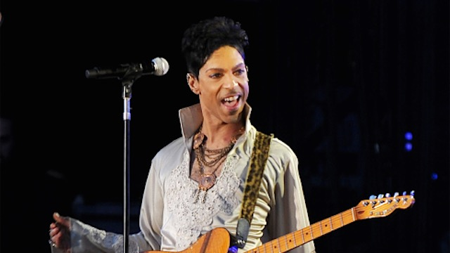 2011 Prince in concert