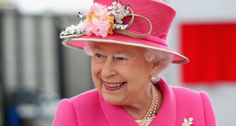the queen at 90-released